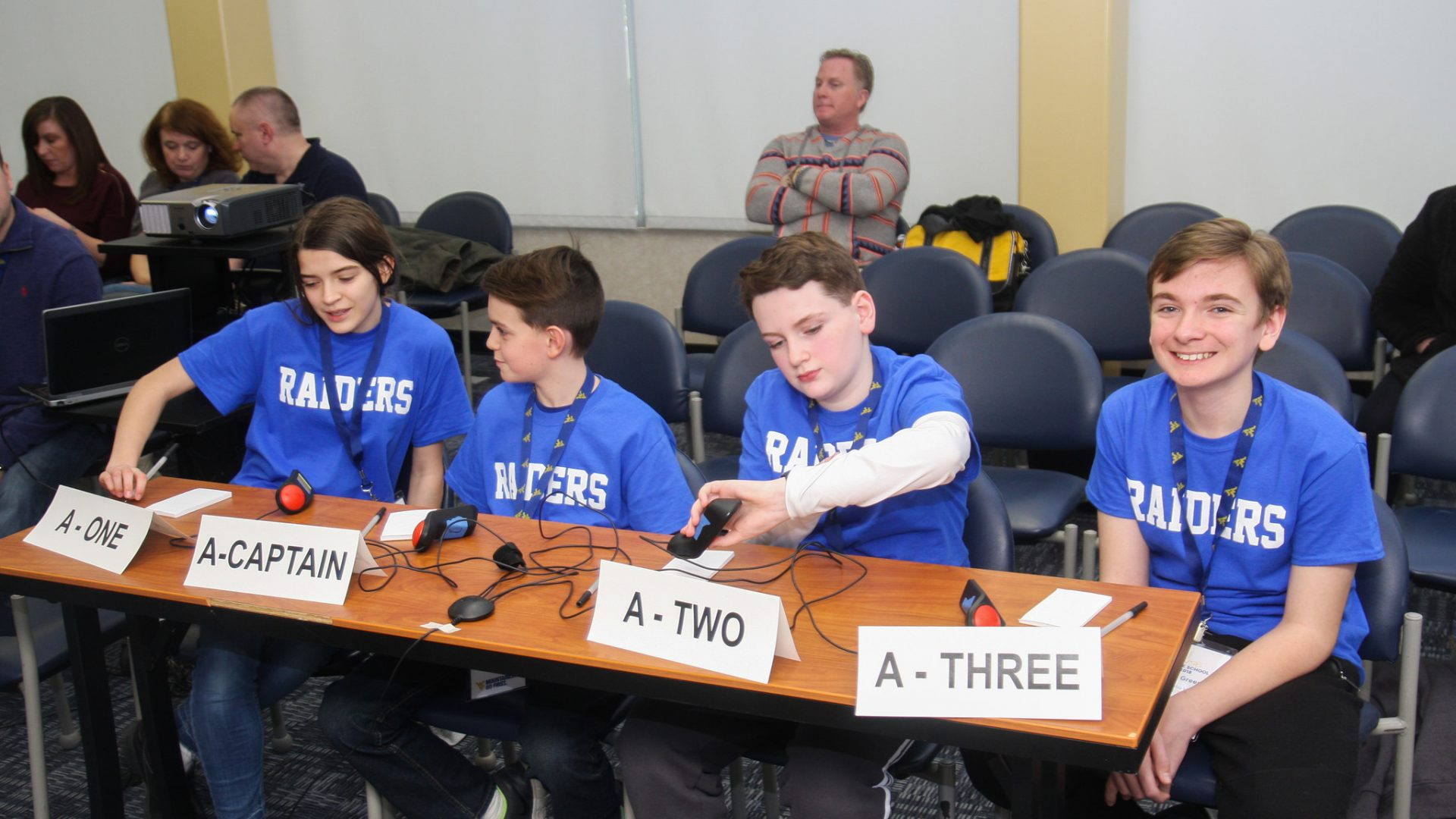 West Virginia Science Bowl